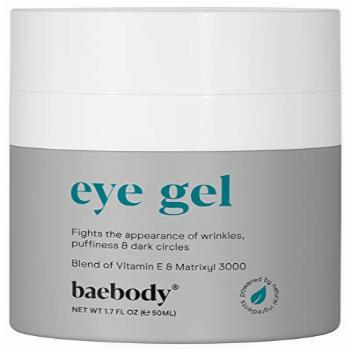 Baebody Eye Gel for Under and Around Eyes to Smooth Fine