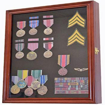 DisplayGifts Military Medals/Pins/Patches/Insignia/Ribbons