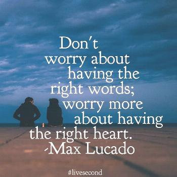 Inspirational Max Lucado Quotes A Woman's Heart