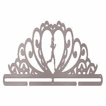 Tiara | Sport & Running Medal Displays | The Original Stainless Steel Medal Display